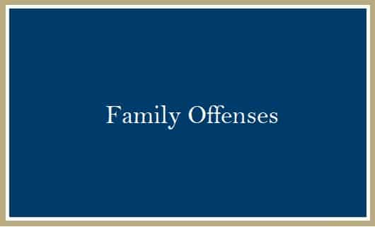 Family Offense